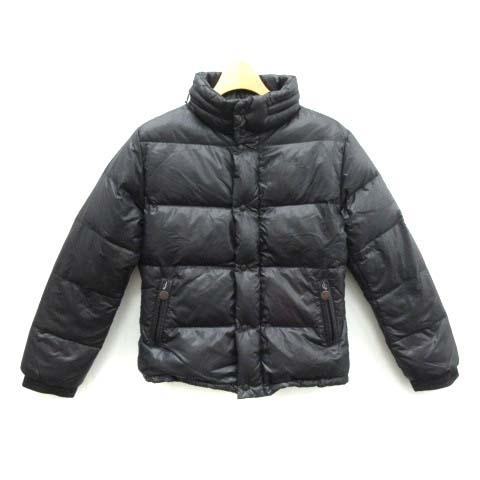 モンクレール MONCLER オルタナ ALTANA ダウンジャケット 中綿 イタリア製 子供服 150cm 黒 ブラック /ST キッズ
