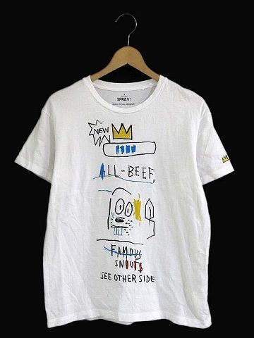 バスキア Tシャツ通販