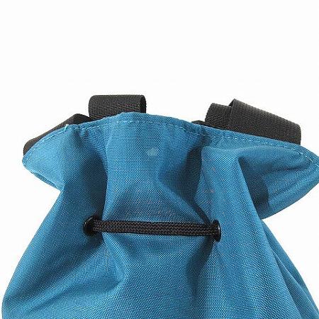 グレゴリー GREGORY フリークストア FREAK'S STORE ハンドバッグ 巾着 チンチバッグ ナイロン 緑系 鞄