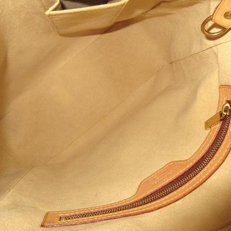ルイヴィトン LOUIS VUITTON モノグラム ルーピング GM ショルダー バッグ トート ワンショルダー M51145 茶 ブラウン 鞄 メンズ レディース