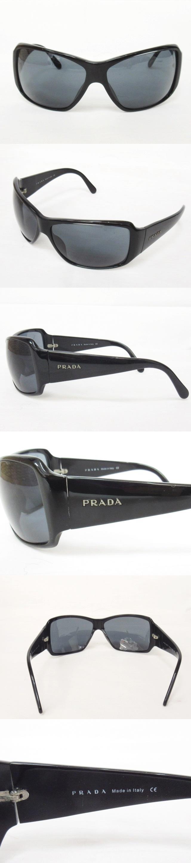 23b4744dd147f sunglasses big frame smoked lens side Logo SPR09G 64□13-125 black black 1214