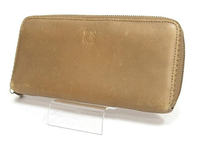 ロエベ 財布