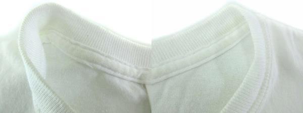 エクストララージ X-LARGE Tシャツ 半袖 カットソー スケボー プリント トップス ホワイト M メンズ