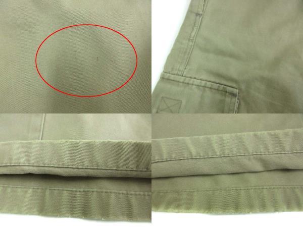 グラミチ GRAMICCI クライミングパンツ カーゴ ショートパンツ USA製 ボトムス ベージュ M メンズ