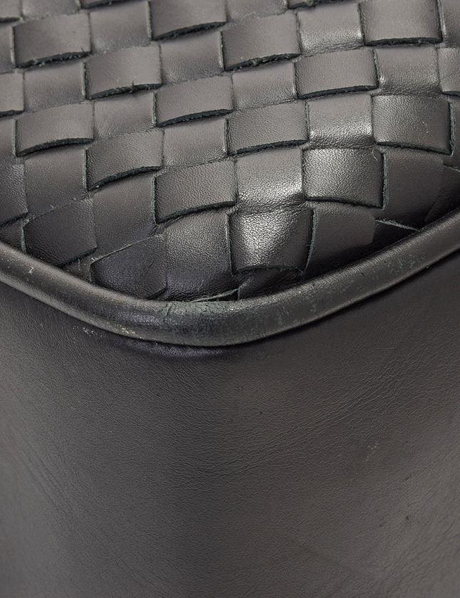ボッテガヴェネタ BOTTEGA VENETA ビジネスバッグ ブリーフケース 黒 ブラック レザー 246616 V4641 1000 保存袋付き メンズ
