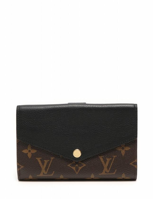 competitive price 5d44b 8e0b5 ポルトフォイユパラスコンパクト財布 Vuittonルイヴィトン Louis