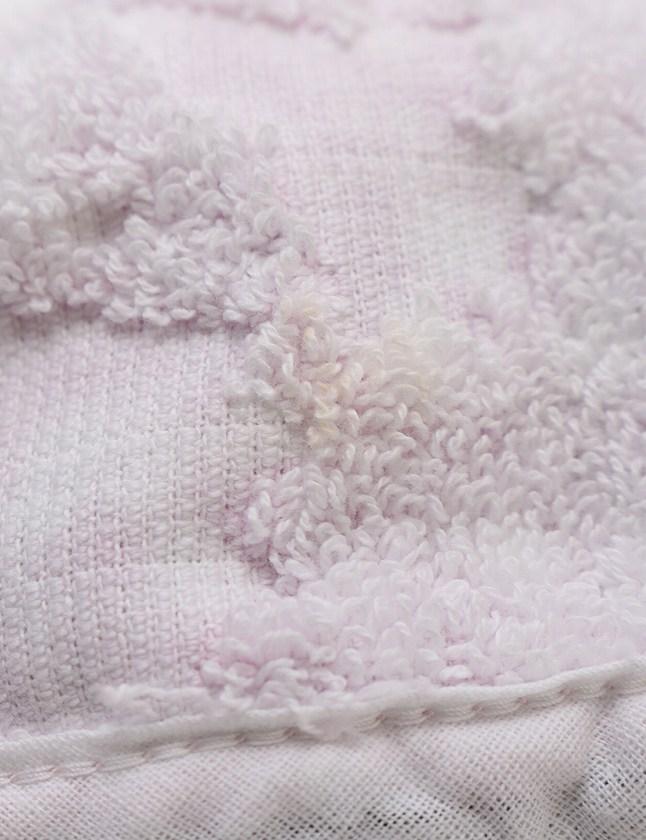 df4cf1c2fac8 ... シャネル CHANEL 帽子 ハット クロッシェ ココマーク パイル ピンク 黒 小物 コットン100% 綿 レディース