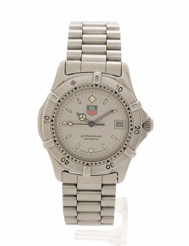 hot sale online a3c98 52bf6 タグホイヤー TAG HEUER 腕時計 2000シリーズ ...