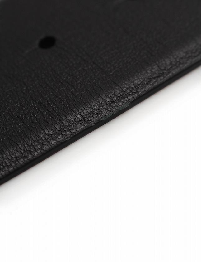 99c00dec2477 ... シャネル CHANEL ベルト 革ベルト ココマーク 00V 黒 シルバー 小物 85cm 34インチ レザー レディース