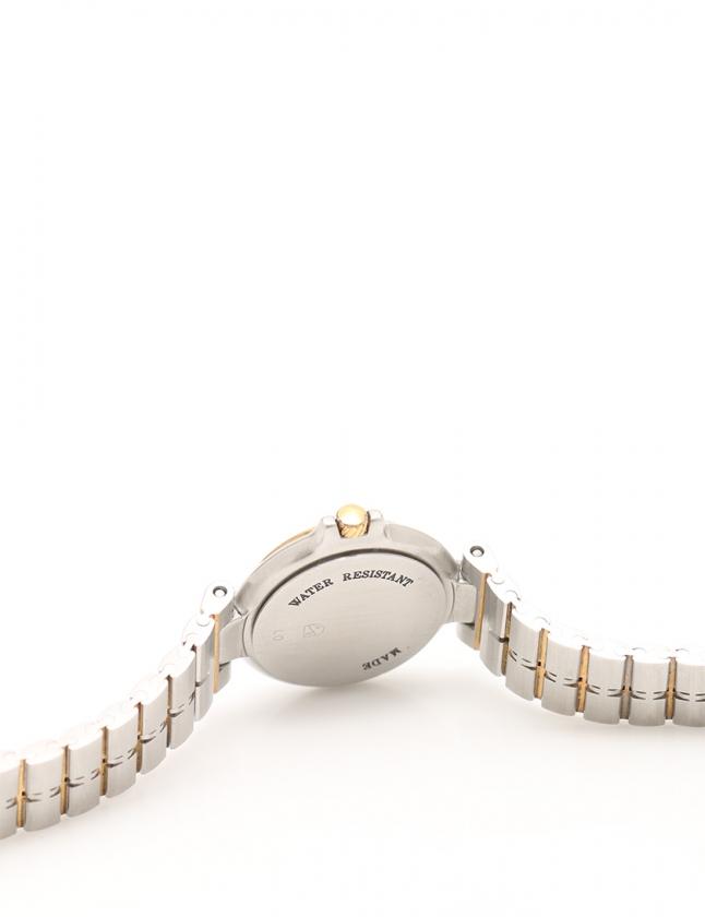 ダンヒル dunhill 腕時計 ミレニアム レディース シルバー ゴールド 白 SS レディース