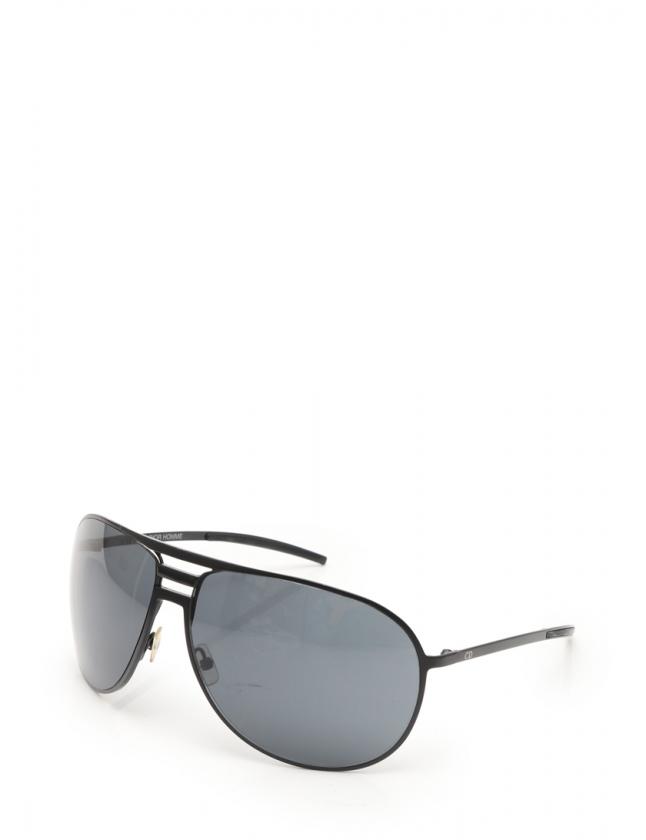 low priced 95d30 d2e0c ディオールオム Dior HOMME サングラス 黒 小物 メンズ