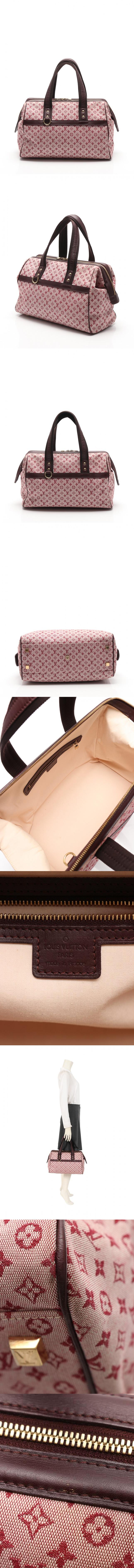 ハンドバッグ ジョセフィーヌGM モノグラムミニ スリーズ M92311 キャンバス レザー