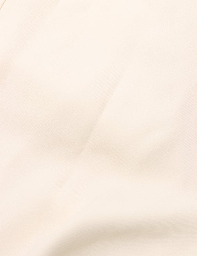 クロエ CHLOE ワンピース ベージュ 34 長袖 ひざ丈 無地 S 17ARO16-17A237 レディース