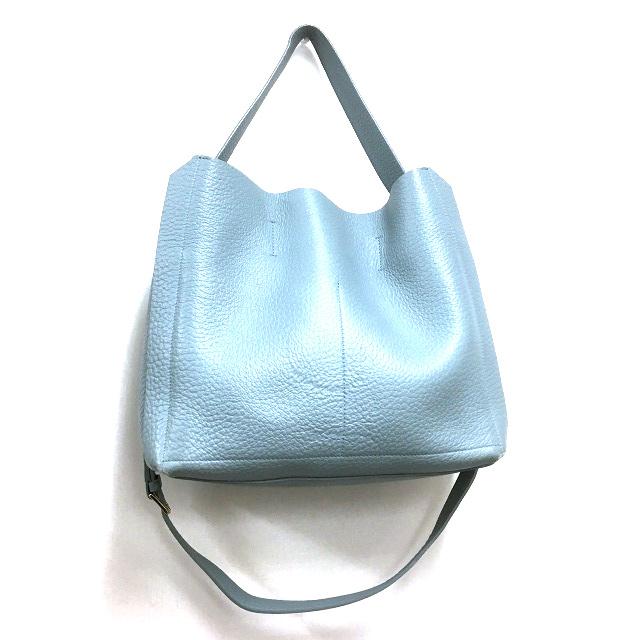 e81ad5be1493 フルラ FURLA CAPRICCIO Hobo カプリッチョ M ホーボー トートバッグ ショルダーバッグ 鞄 ライトブルー 水色 SSAW ...