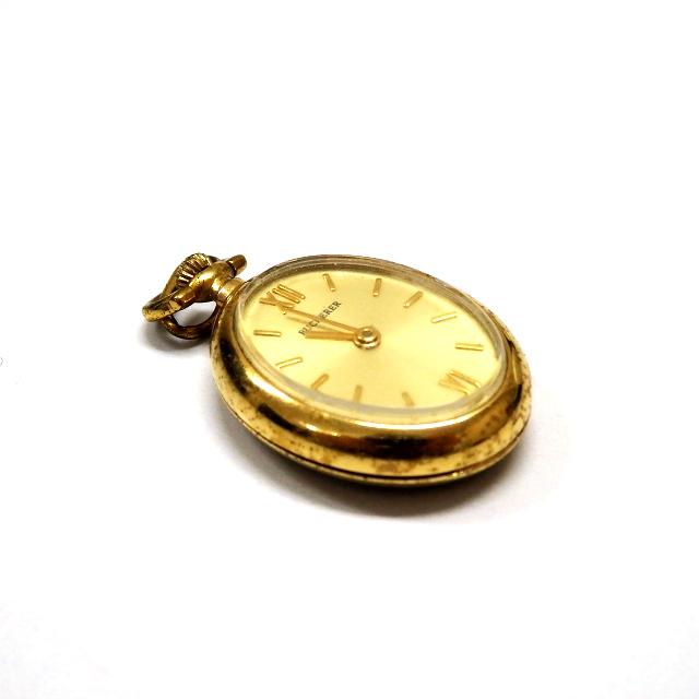 ブッフェラー BUCHERER 懐中時計 ウォッチ ジャンク GP ゴールド 金 アンティーク SSAW メンズ レディース