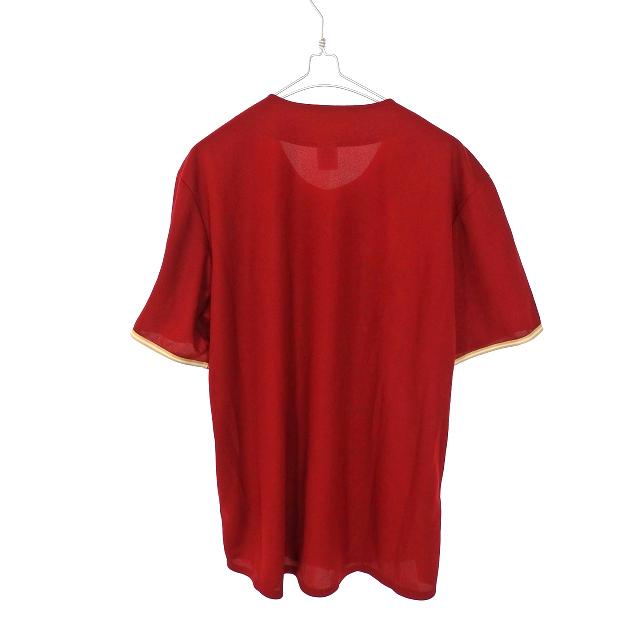 東北楽天ゴールデンイーグルス 2013年 日本一記念 レプリカユニフォーム 半袖 L エンジ 赤 プロ野球 NPB 応援グッズ SSAW メンズ