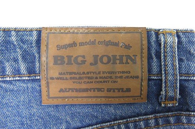 ビッグジョン Big John デニム 5P パンツ W30 ブルー sa9430 メンズ