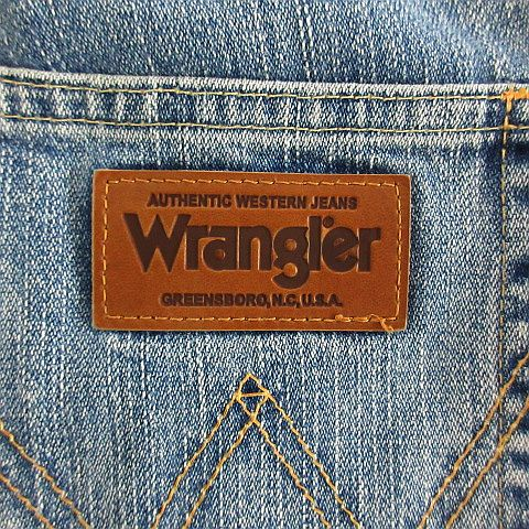 ラングラー WRANGLER W0383 デニム ジーンズ ボトムス ストレート 29 インディゴブルー ※EKM メンズ