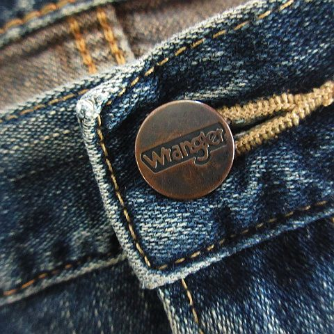 ラングラー WRANGLER W0383 デニム ジーンズ ボトムス ストレート 30 インディゴブルー ※EKM メンズ