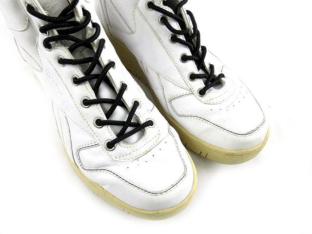 リーボック Reebok スニーカー シューズ ハイカット CLASSIC クラシック CL BB HIGH POST JPE  レザー 白 ホワイト 27cm 靴 メンズ レディース
