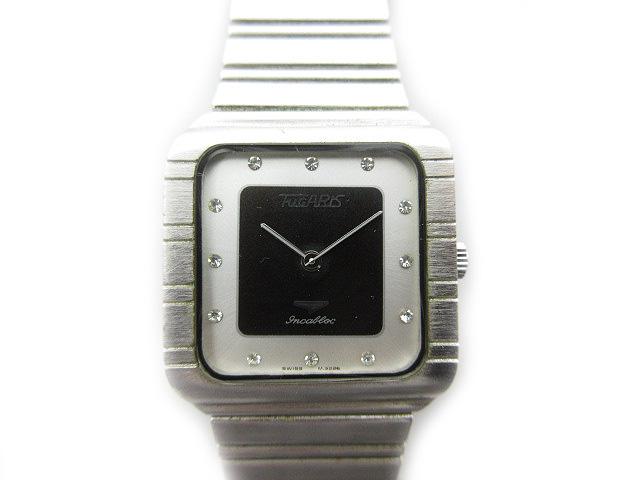 quality design e7ae7 a3a9f TUGARIS タガリス 腕時計 ウォッチ 手巻き スクエア ダイヤ シルバー アンティーク ビンテージ オールド メンズ レディース