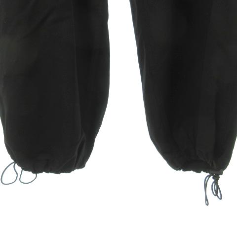 ワイズフォーメン Y's for men ヨウジヤマモト サルエルパンツ ワイド ゆったり 黒 ブラック ウール 2 ボトムス MT-P17-100 メンズ