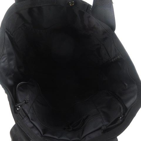 ブリーフィング BRIEFING New balance ニューバランス NB CLOUD GYM WIRE トートバッグ ビジネスバッグ 紺 ネイビー 黒 ブラック 鞄 美品 メンズ