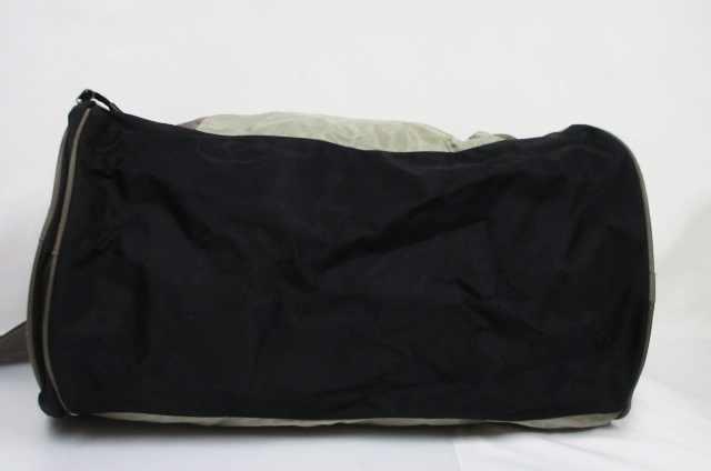 アディダス adidas ボストンバッグ ドラム 鞄 ナイロン 2WAY ロゴ グレー メンズ