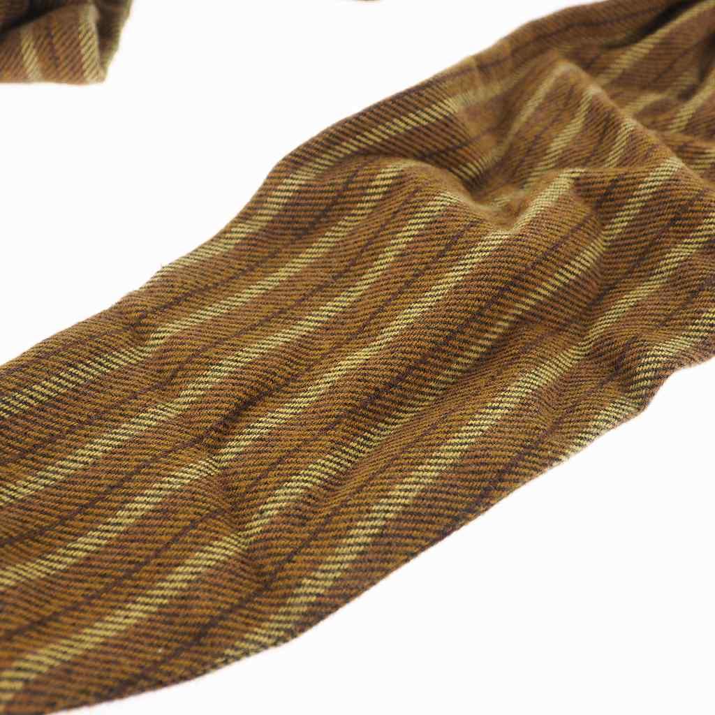 未使用品 アンドゥムルメステール ANN DEMEULEMEESTER 19SS BANDANA RINI ストライプバンダナ マルチカラー 1902-8638-177-029 国内正規
