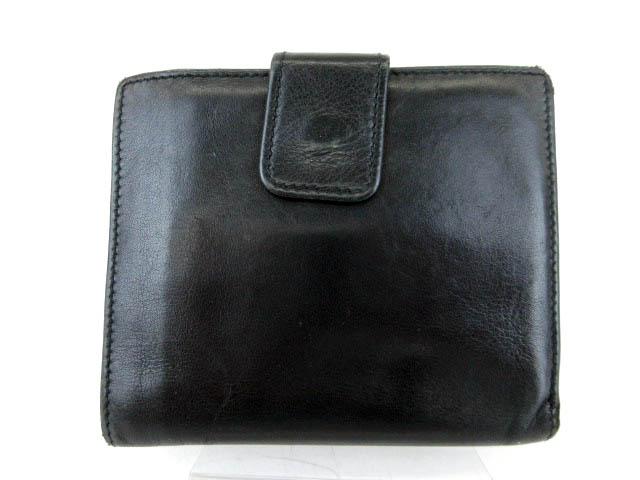 quality design 05230 22800 グッチ GUCCI バンブー 財布 二つ折り レザー 黒 ブラック /ey メンズ