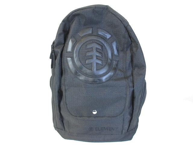 f80742c61473 エレメント ELEMENT バックパック リュック 鞄 黒 ブラック メンズ 146 ...