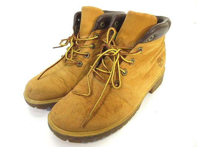 ティンバーランド Timberland トレッキング シューズ ブーツ アウトドア 靴 7M 25.5cm キャメル 【Z】 レディース