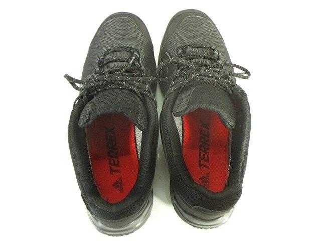 アディダス adidas 美品 テレックス ハイカー ゴアテックス BC0968 TXHIKER GTX GORE-TEX トレッキング シューズ 靴 27 ブラック 黒 メンズ
