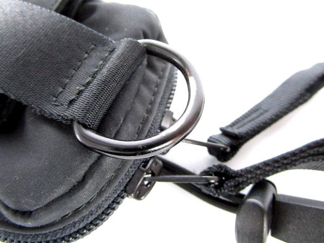 ポーター PORTER 携帯ケース 小物入れ ポーチ 黒 メンズ