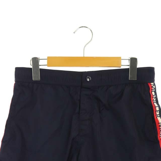 モンクレール MONCLER BOXER MARE ボクサー マレ スイムパンツ スイムウェア S 紺 ネイビー /ES メンズ