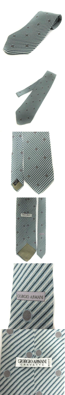 CRAVATTE ネクタイ ドット柄 シルク ブルー 水色 /YO6