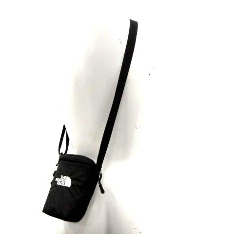 ザノースフェイス THE NORTH FACE ショルダーバッグ アクセサリーポケット ロゴ 黒 NM91552 /YI9 メンズ