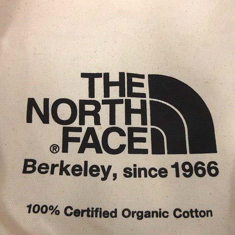 ザノースフェイス THE NORTH FACE バッグ ショルダー ミュゼットバッグ キャンバス ロゴ 白 /YI38 レディース