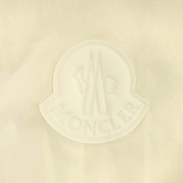 モンクレール MONCLER 21SS ALDHIBA アルディバ ナイロンブルゾン ジャケット パーカー ドルマン ジップアップ 国内正規 00 白 オフホワイト /ES ■OS レディース