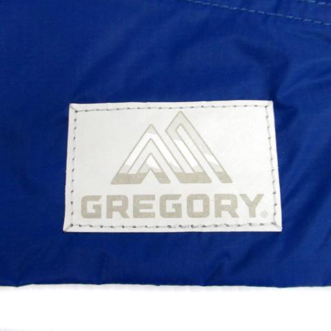 グレゴリー GREGORY バッグ サコッシュ ショルダー 斜め掛け ポシェット  ポーチ ミニ 2way ナイロン ブルー 青 /MS1 メンズ レディース