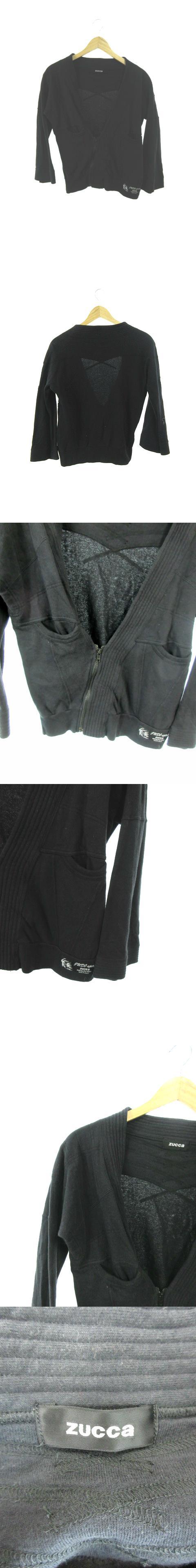 ジャケット パーカー ブルゾン ジップアップ 長袖 M 紺 ネイビー/N3N12